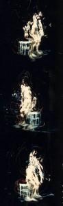 1986 - Triptyque n° 1(4-5-6) LHomme démultiplié © Christian Lebrat