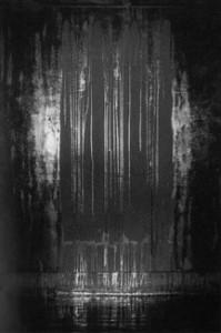 1988-1989 - Lever de rideau II © Christian Lebrat
