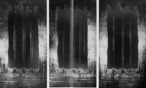 1988-1989 - Les Vérités problématiques (Triptyque) © Christian Lebrat