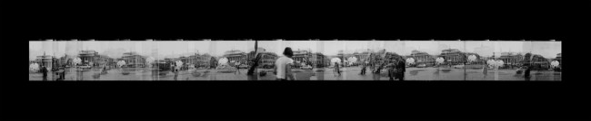 1978 - Piazza de Ferrari (Gênes) © Christian Lebrat